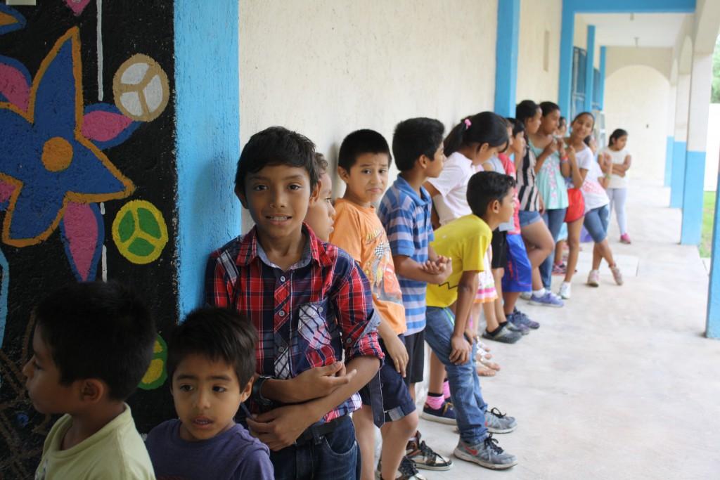 Juan in line