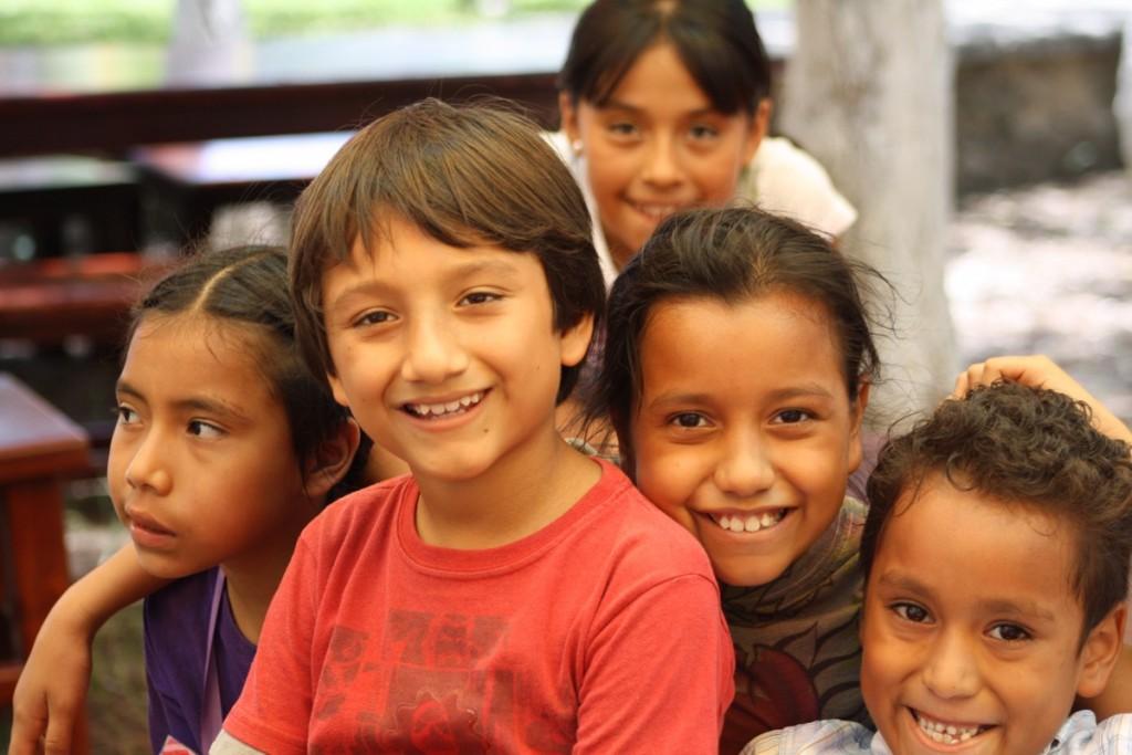 Children of Ciudad De Angeles